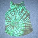 Tie Dye Tank Top Small #1