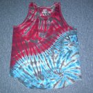 Medium Mens Tie Dye Tank Top #8