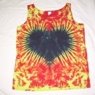Womens Tie Dye Tank Top Medium #5