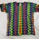 Youth XL(18-20) Short Sleeve T-Shirt Tie Dye #10