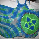 Womens X-Large Tie Dye Festival Skirt-Dress #02