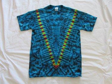Medium Short Sleeve Mens Tie Dye T-Shirt  #32