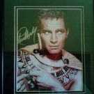 Charlton Heston Signed 8x10 Photo Unframed W/COA
