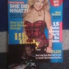 Kate Hudson Autograpahed Cosmopolitan Magazine 2008 W/COA