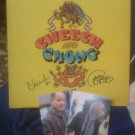 Cheech & Chong Duel Signed Album Cover W/Album, W/COA.