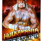 Hulk Hogan WWE SuperStar Autographed Unframed 8x10 Photo W/COA