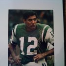Joe Namath NY Jets Signed Unframed 8x10 Photo W/COA