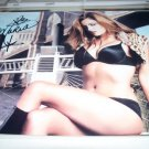Maria Sexy WWE Superstar Signed 8x10 Photo W/COA