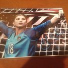 Hope Solo Signed Auto 8x10 Photo Beautiful USA Soccer