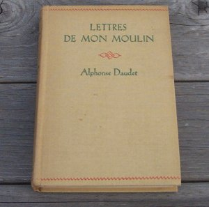 Lettres De Mon Moulin by Alphonse Daudet in French language