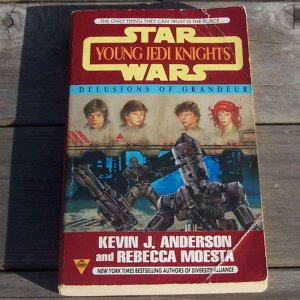 Star Wars Delusions of Grandeur  Young Jedi Knights
