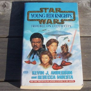 Star Wars Trouble On Cloud City  Young Jedi Knights