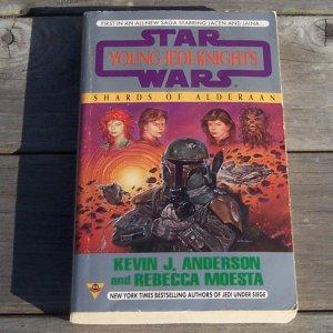 Star Wars Shards of Alderaan Young Jedi Knights