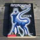 Animorphs Visser by KA Applegate
