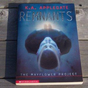 Animorphs Remnants The Mayflower Project by KA Applegate