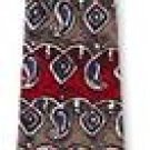 Carnival by Irvine Park red silk ties New!!