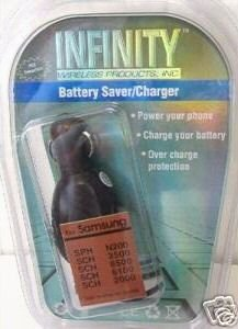 INFINITY - SAMSUNG PHONE BATTERY SAVER / charger