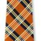 Embry Executive by Principessa orange silk ties