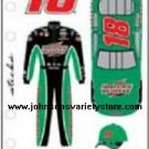 Nascar BOBBY LABONTE #18 Interstate Sticker Decal #7