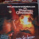 DISNEY PIRATES OF THE CARIBBEAN STRETCH BOOK COVER NEW!