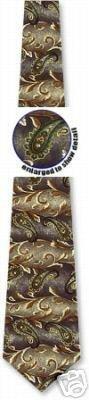 Idealistic by Barrington silk tie - BRAND NEW!