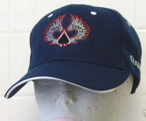 OCC CHOPPERS WINGED SPADE HAT / CAP - BRAND NEW
