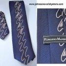 Cosmic Ray w/ P Square Romario Manzini polyester tie