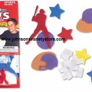 Velcro® SPORTS Display Shapes - Crafts