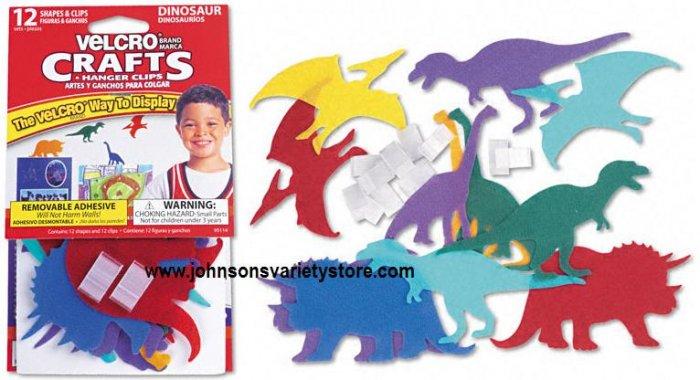 Velcro® DINOSAUR Display Shapes - Crafts
