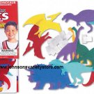 Velcro® DINOSAUR Display Shapes - Crafts