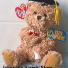 """""""SCHOLARS"""" 2.0 TY ONLINE PLAY BEANIE BABY AUTHENTIC New"""