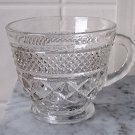 GLASS PUNCH BOWL CUP
