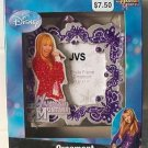 Disney's 2008 Hannah Montana Photo Frame Ornament New!