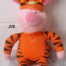 "Winnie the Pooh PIGLET IN TIGGER COSTUME 9"" Plush"