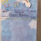 AMPAD CREATE YOUR OWN DESIGNER BABY INVITATIONS KIT