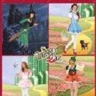 Simplicity 2546 Misses' wizard of oz costumes sewing pa