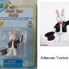 Ganz Webkinz Magic Time Rabbit figurine NIP New w/ code