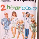 Simplicity 8501 Girls' & Chubbies sewing pattern 7-14