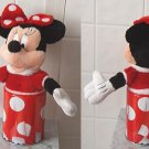 Collectible from Disneyland Minnie plush lid Tin Can