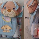 Little Dreams Baby Doll Accessories in Animal Pouch