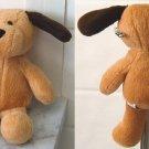 "Roxbury Puppy Dog plush 6"" tall"