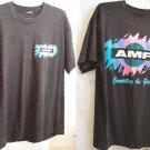AMP Connecting the Globe T-Shirt XL tyco electronics