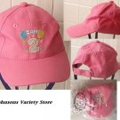 "Birthday Express ""I am 2"" Pink Adjustable Baseball cap hat New"