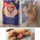 TY Teenie Beanie Baby - Bones The Dog #9 - Sealed McDonalds