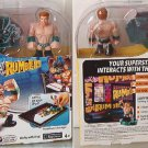 2012 WWE Rumblers Sheamus APP tivity by Mattel New in Pack !