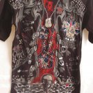 Halloween / Gothic Adult Unisex T-Shirt Character Tee Small (34-36) NW/OT