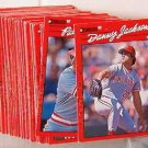 1990 Donruss Baseball cards - Lot of 103 Cards