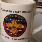 Boy Scouts of America -Old North State Council cup