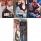TITANIC 2 Tape Set : Leo Dicaprio VHS Movie ISBN 0792151712