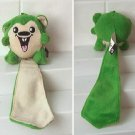 2005 Mcdonalds Happy Meal Toy Neopets Plush Green Meerca Plush